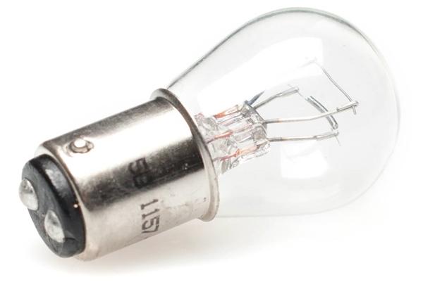 1157 Dual Filament 12v Moped Light Bulb