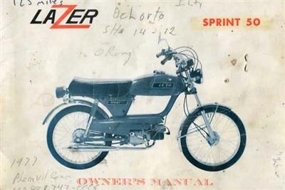 Free moped repair manuals